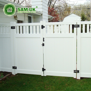 privacy vinyl fencing for swimming pools