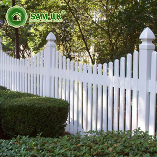 New Product Ideas 2019 Easily Assembled Decorative Privacy Protection Vinly Fence