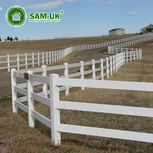 Pvc Garden Privacy Products Horse Fence Posts For Horses