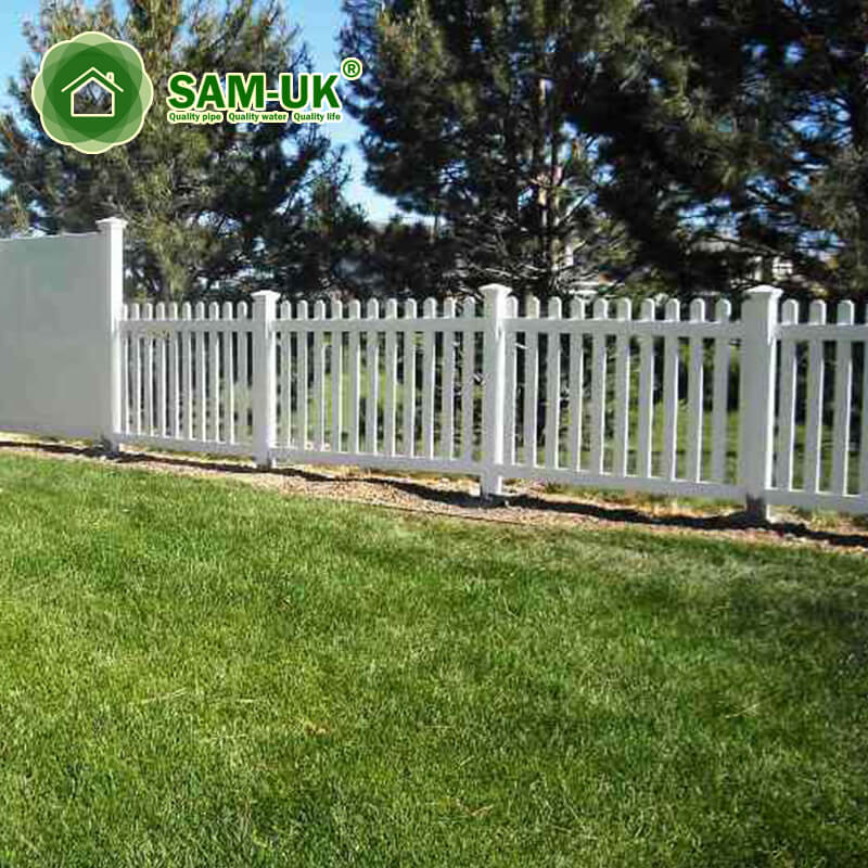 Lowes Vinyl Fence Panels Pvc Privacy Fencing Vinyl Privacy