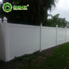 Pvc Panel Farm Fence Garden Brand New Privacy White vinyl fence