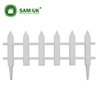 Country White Quality Garden Fence