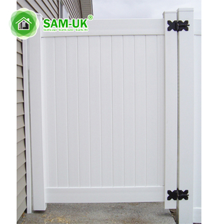 12 Foot Privacy Fence vehicle Gate