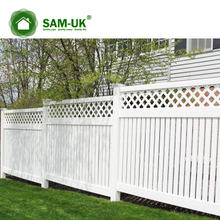 Free maintenance white lowes vinyl fence panels